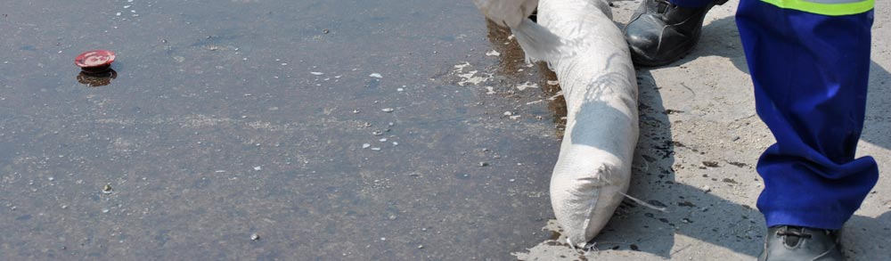 Envirobent for Oil Spills